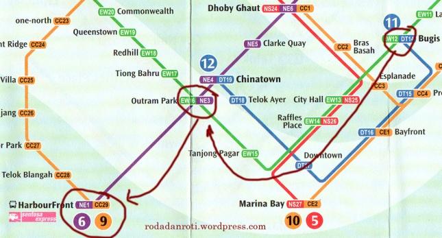 Peta MRT Singapore 2 copy2