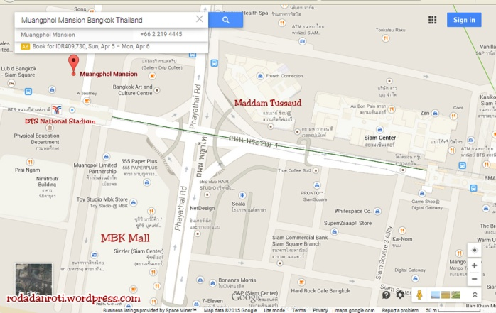 Muangphol Mansion bangkok 04