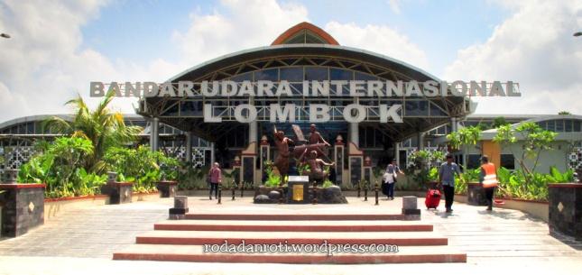 Bandara Lombok Praya