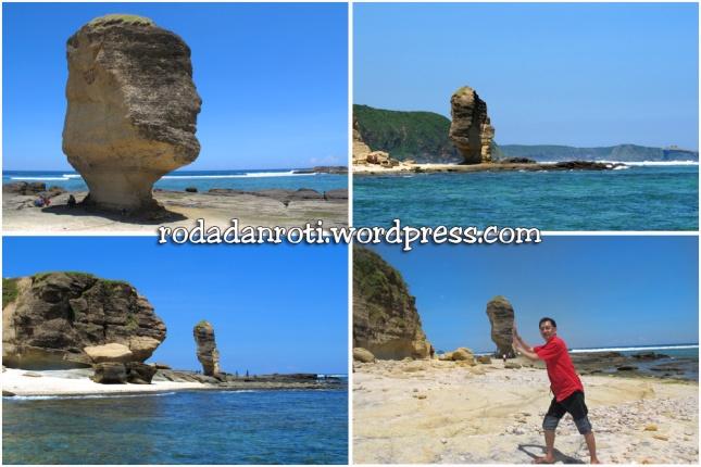 batu Payung tanjung aan lombok