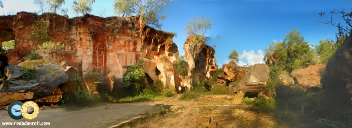 Bukit bedel aremata arosbaya