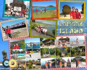 disain foto Lombok