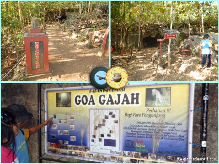 Goa gajah Jogjakarta