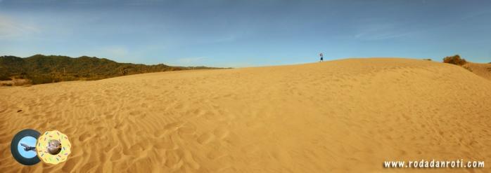 Gumuk pasir parang kusumo