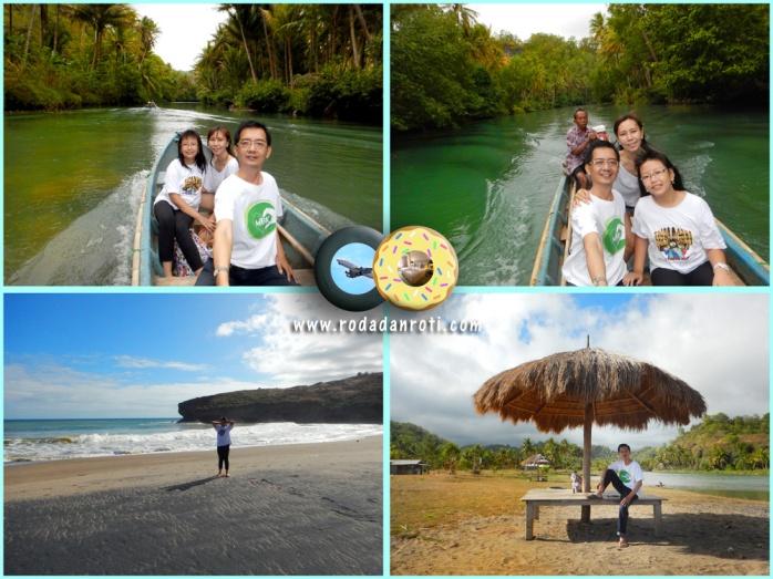 wisata sungai maron pacitan Sungai Maron Pacitan Roda Dan Roti