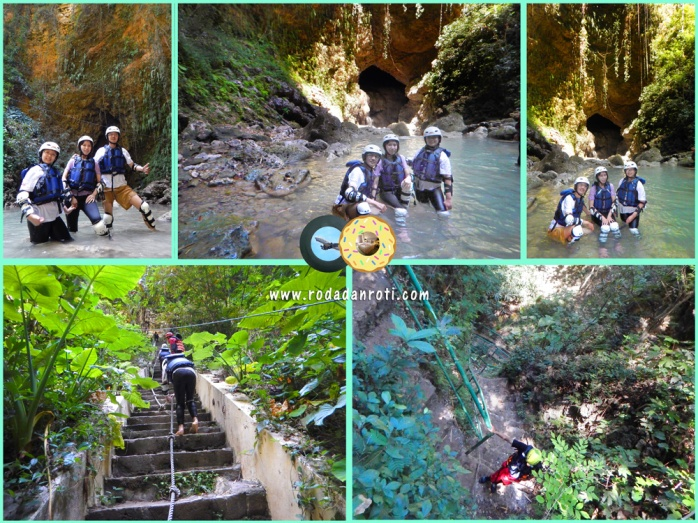 Kalisuci cave turbing jogjakarta