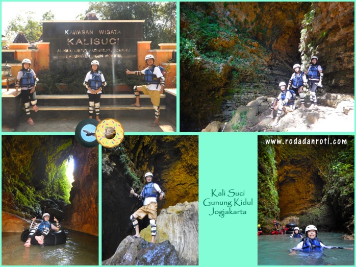 Kalisuci cave turbing