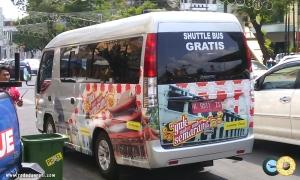 free bus semarang