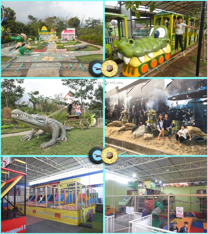 area bermain predator fun park