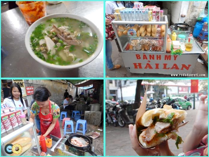 banh my dan pho bo vietnam