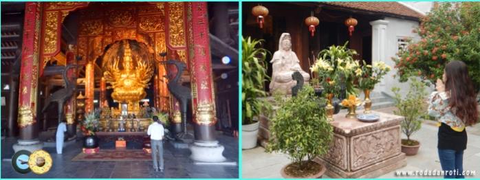 kuil di vietnam