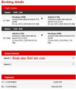 tiket murah air asia