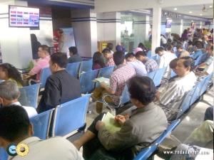 permohonan paspor ruang tunggu