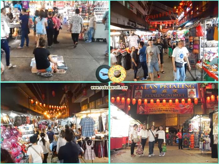 petaling street pasar seni china town