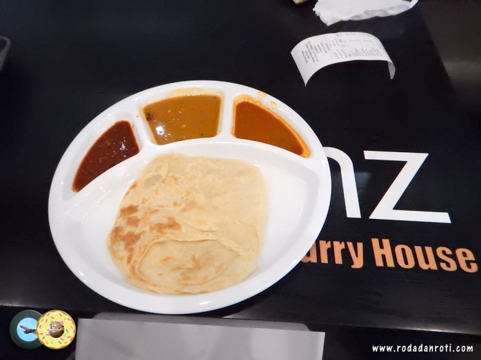 roti canai nz curry house
