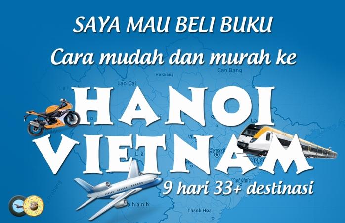 dimana beli buku cara mudah dan murah ke hanoi vietnam
