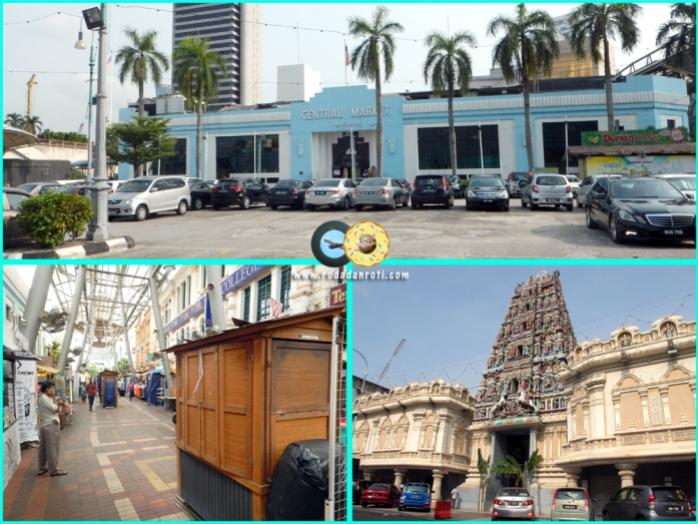 pasar seni central market petaling street Sri Mahamariamman Temple 003