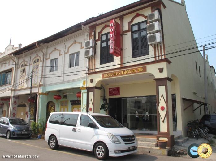 Hotel Hong melaka