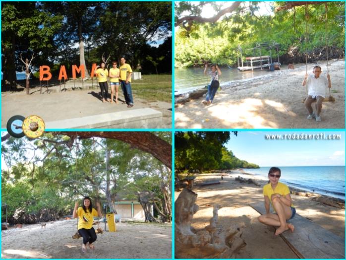 Pantai bama baluran