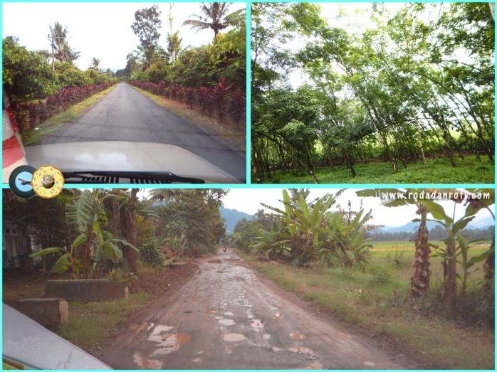 jalan ke teluk hijau